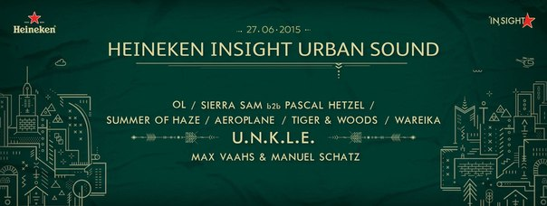 HEINEKEN INSIGHT URBAN SOUND