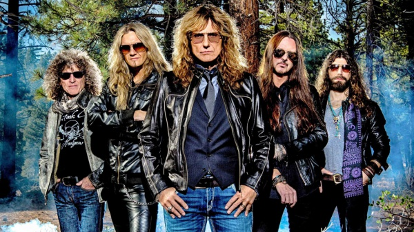 "Whitesnake ""The Purple Tour"""
