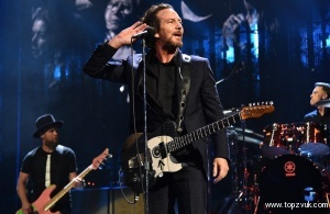Pearl Jam включены в состав Rock and Roll Hall Of Fame