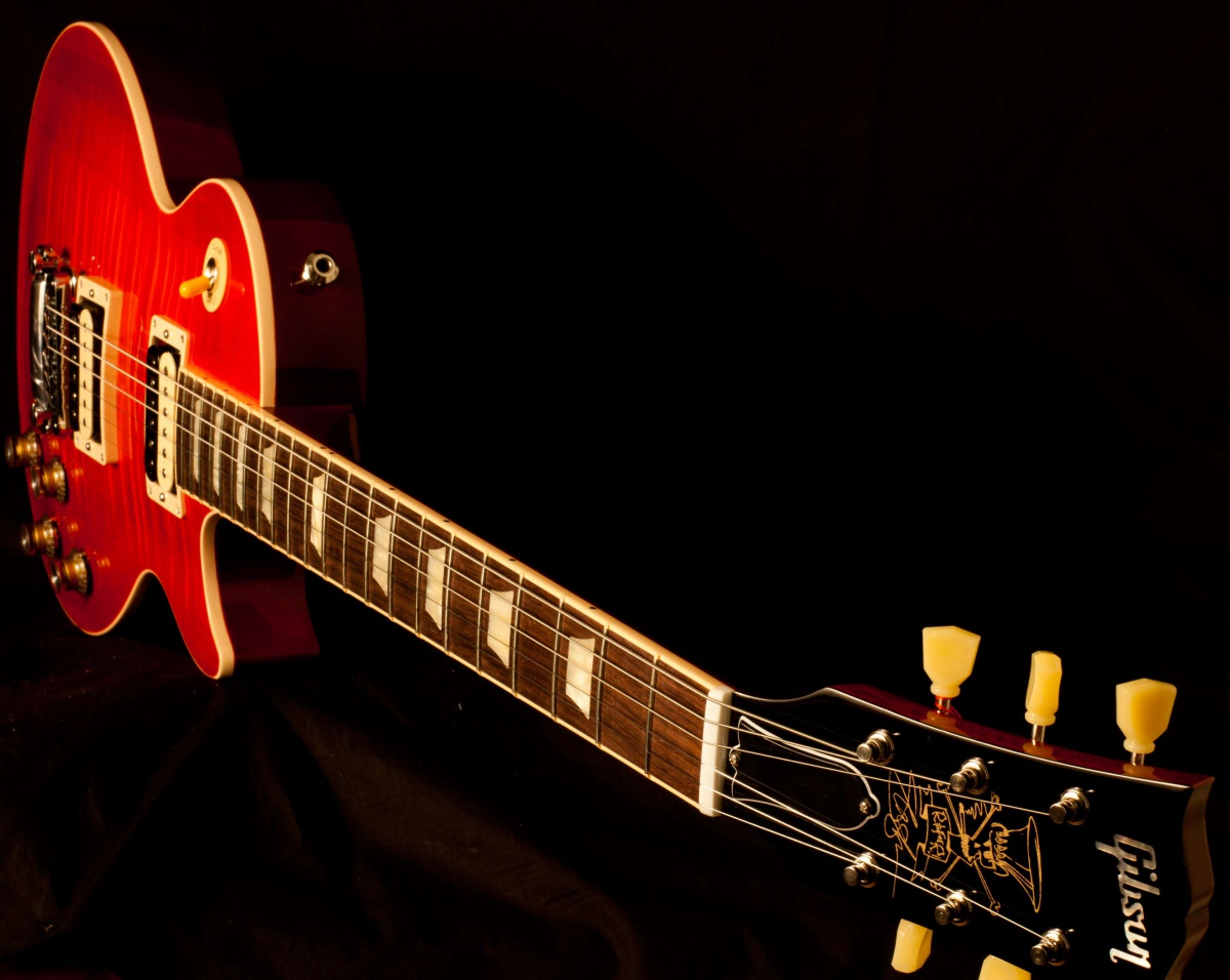 Slash Signature Vermillion Les Paul