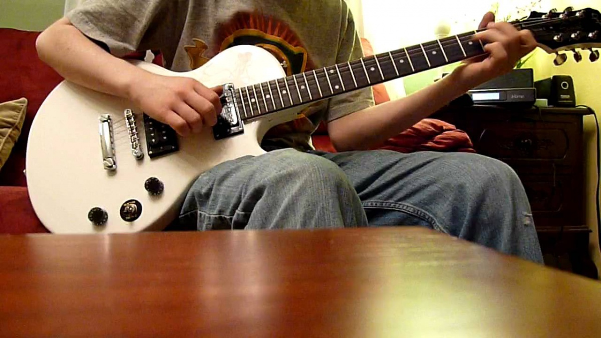 Epiphone SPECIAL II WHITE CH