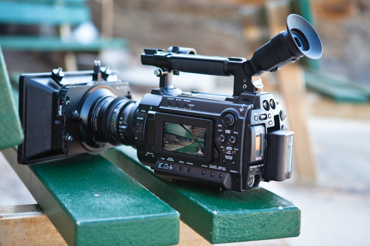 PRODUCTION SAMPLE SONY PMW-F3