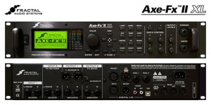 Fractal Audio Systems представили The Axe-FX II XL
