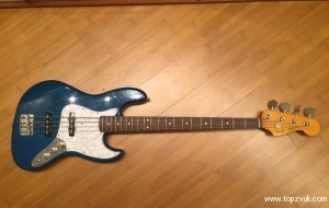 Fender jazz bass Japan 2002