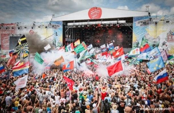 Земфира, Шнуров иБутусов претендуют название президента фестиваля «Нашествие»
