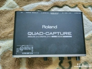 Roland quad-capture