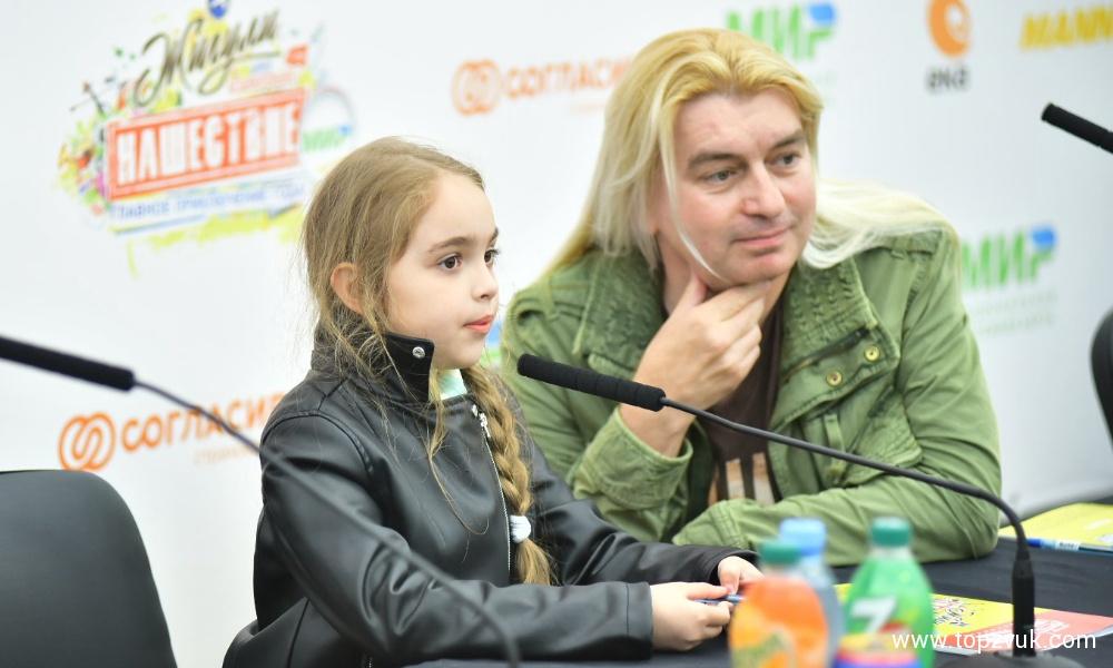 михаила горшенева дочь фото