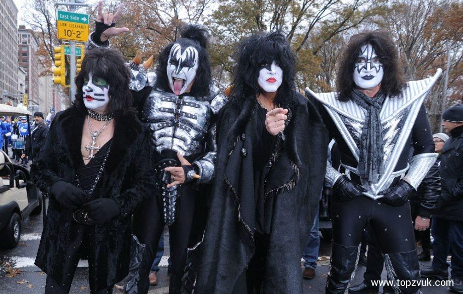 Группа Kiss отменила концерт на«Манчестер-арене» из-за недавнего теракта