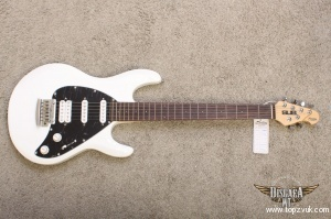 Sterling by Music Man SUB Silo3 Wht