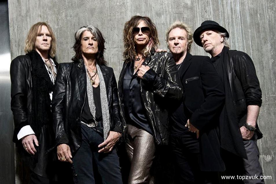 Рок-группа Aerosmith даст прощальный концерт в столице России