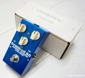 Wampler Pedals Cranked AC Overdrive / Distortion