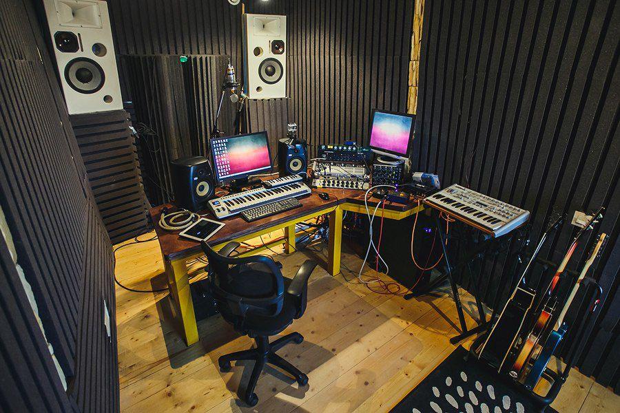 Как сделать запись в студии 897